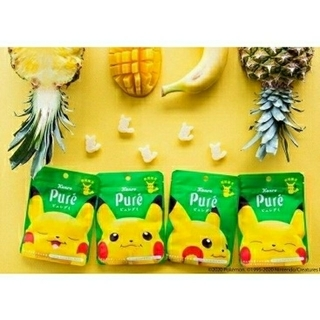 ポケモン - 「ピュレグミ でんげきトロピカ味」【 期間限定 】パイン果汁