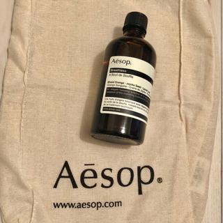Aesop マッサージオイル
