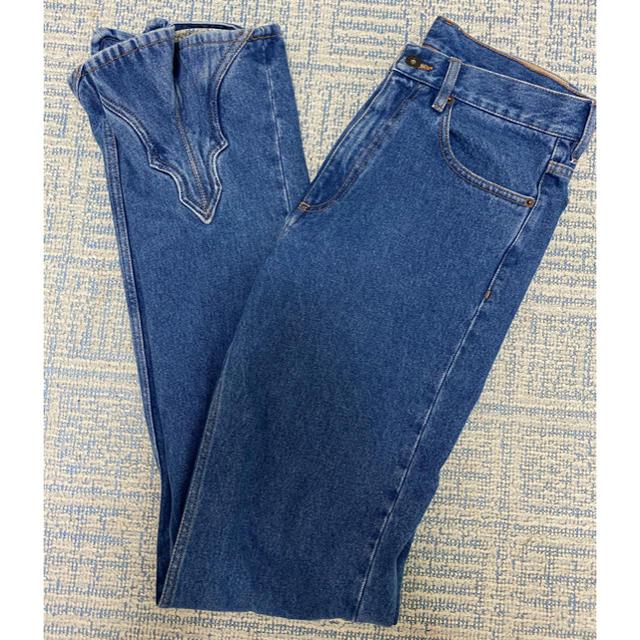 Balenciaga(バレンシアガ)のyproject ストレートジーンズ メンズのパンツ(デニム/ジーンズ)の商品写真
