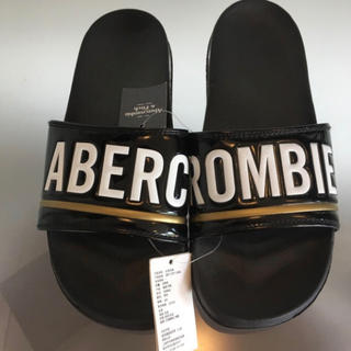 Abercrombie&Fitch - Abercrombie&Fitch アバクロ シャワーサンダル 新品 送料込み