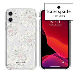 kate spade new york - kate spade new york ホーリーホック  iPhone11