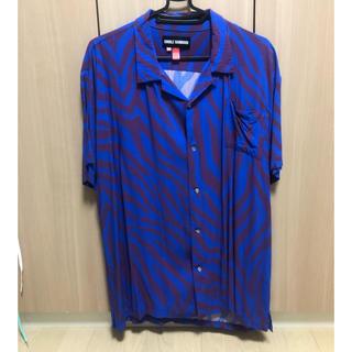 アンユーズド(UNUSED)のダブルレインボー DOUBLE RAINBOUU アロハシャツ シャツ(シャツ)