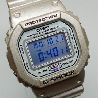 ジーショック(G-SHOCK)の希少!Scorpionモデル DW-5600CG-8ZJF G-SHOCK(腕時計(デジタル))