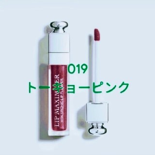 Dior - ディオール アディクト リップ マキシマイザー019