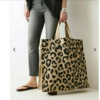 DEUXIEME CLASSE -  【MAISON BENGAL/メゾン ベンガル】 Leopard BAG