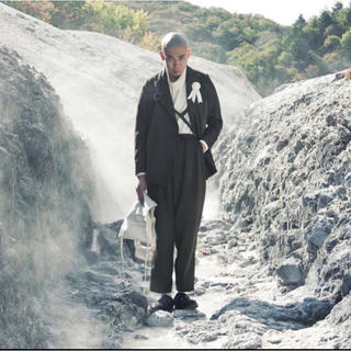 JOHN LAWRENCE SULLIVAN - 新品未使用 soshi otsuki 20ss セットアップ ソウシオオツキ