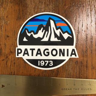 patagonia - パタゴニア ステッカー ロゴ25