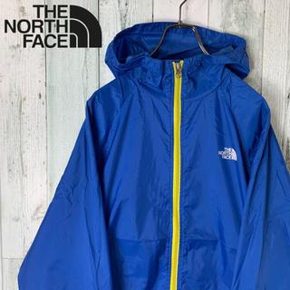 THE NORTH FACE - 【グッドカラー】 ノースフェイス 海外限定 メンズ ナイロン ジャケット 青
