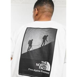 THE NORTH FACE - 【Lサイズ】新品タグ付き ノースフェイス モダン Tシャツ ホワイト