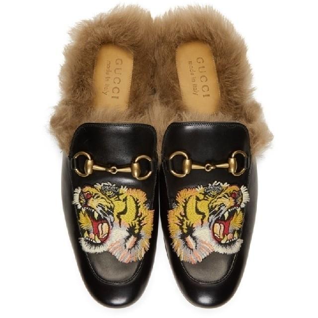Gucci(グッチ)のGucci プリンスタウンスリッパ☆☆ メンズの靴/シューズ(ドレス/ビジネス)の商品写真
