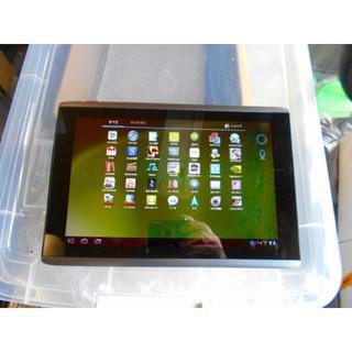 エイサー(Acer)のAcer タブレットPC ICONIA A500 美品(タブレット)