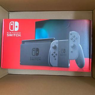 Nintendo Switch - 新品 ニンテンドースイッチ グレー