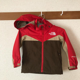 THE NORTH FACE - THE NORTH FACE KIDS HYVENT マウンテンパーカー100