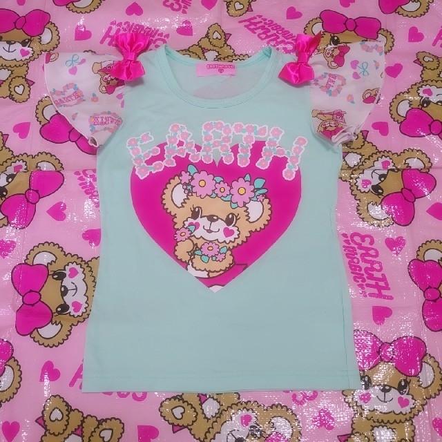 EARTHMAGIC(アースマジック)のロマT♡130㌢♡*。゚ キッズ/ベビー/マタニティのキッズ服男の子用(90cm~)(Tシャツ/カットソー)の商品写真