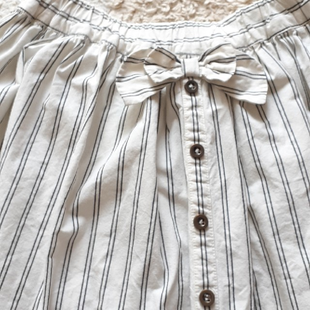 motherways(マザウェイズ)の150マザウェイズスカート キッズ/ベビー/マタニティのキッズ服女の子用(90cm~)(スカート)の商品写真