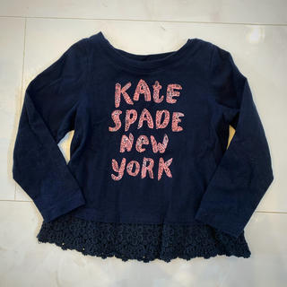 ケイトスペードニューヨーク(kate spade new york)のkate spade ロンT(Tシャツ/カットソー)
