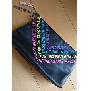 ヴィクトリアズシークレット(Victoria's Secret)の新品ヴィクトリアズ・シークレット クラッチバッグ ポーチ(クラッチバッグ)