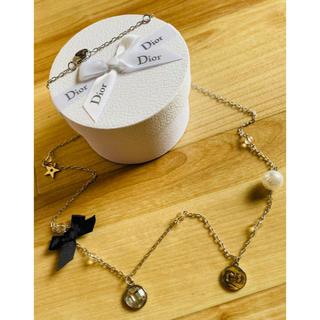 クリスチャンディオール(Christian Dior)のDior  ディオール   ネックレス  ロング   箱付き   新品(ネックレス)