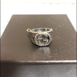 グッチ(Gucci)のGucci インターロッキングG 指輪(リング(指輪))