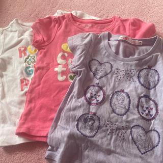 女の子100 Tシャツ