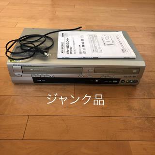【ジャンク品】フナイ ビデオ一体型DVDレコーダー(DVDレコーダー)