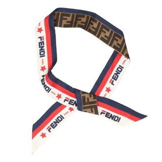 フェンディ(FENDI)の完売品 フェンディ FENDI  ロゴ総柄ラッピースカーフ 正規品(ストール)