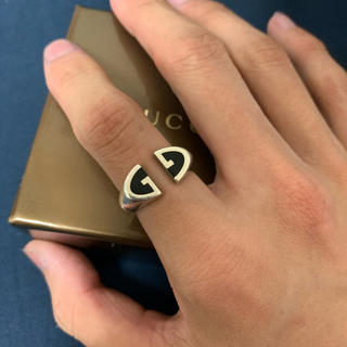 Gucci - gucci silver925 vintage  ring