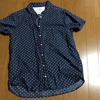 niko and... - ドットシャツ 前開きシャツ