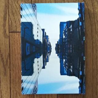 Blue sky キャンバス(ボードキャンバス)