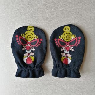 ヒステリックミニ(HYSTERIC MINI)のヒスミニ ミトン(手袋)