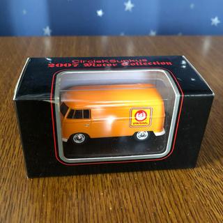 フォルクスワーゲン(Volkswagen)の京商 サークルKサンクス '07 モーターコレクション(オレンジ)(ミニカー)