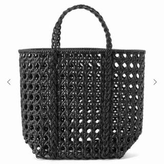 アパルトモンドゥーズィエムクラス(L'Appartement DEUXIEME CLASSE)の新品未使用 BEMBIEN Jolene BAG サイズS(かごバッグ/ストローバッグ)