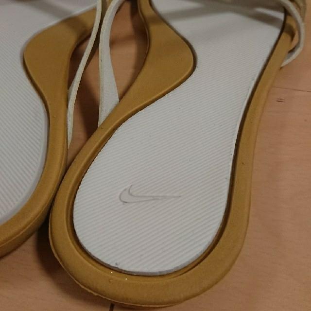 NIKE(ナイキ)のナイキ レディース サンダル Sサイズ レディースの靴/シューズ(サンダル)の商品写真