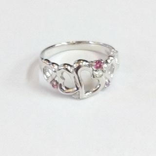 サマンサティアラ(Samantha Tiara)のサマンサK18ダイヤモンドリング(リング(指輪))