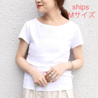 SHIPS - ships シップス コーコラン ショートスリーブ カットソー