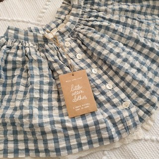 キャラメルベビー&チャイルド(Caramel baby&child )の【Little cotton clothes】スカート 2-3y  (スカート)
