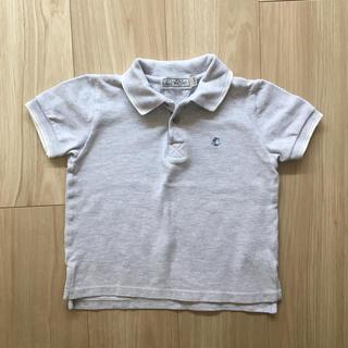PETIT BATEAU - プチバトー ポロシャツ 4ans