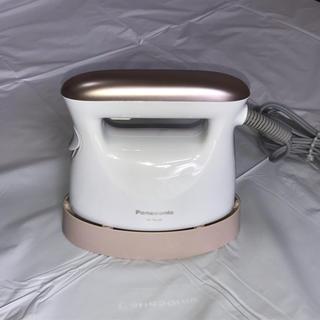 Panasonic - パナソニック 衣類スチーマー ピンクゴールド調 NI-FS530-PN