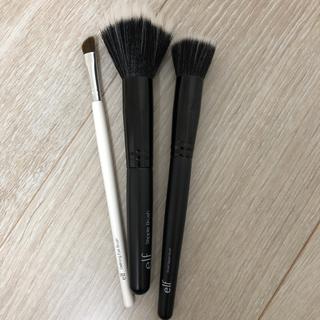 エルフ(elf)のelf メイクブラシ Stipple Brush 3本セット(ブラシ・チップ)