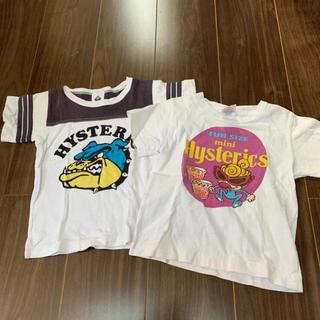 HYSTERIC MINI - ヒステリックミニ Tシャツ 95