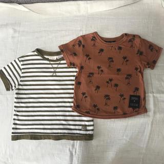 ZARA KIDS - Tシャツ2枚セット✳︎zarakids futafuta 86cm 90cm