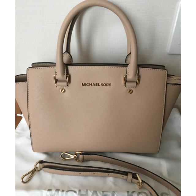 Michael Kors(マイケルコース)のマイケルコース   ハンドバッグ ショルダーバッグ レディースのバッグ(ハンドバッグ)の商品写真