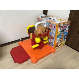 アンパンマン - アンパンマン ゆらゆら ロッキング 状態良 ロデオ キッズ ベビー おもちゃ