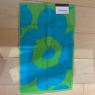 マリメッコ(marimekko)のmarimekko 30×50cm タオル タグ付き(日用品/生活雑貨)