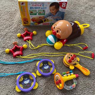 アンパンマン - アンパンマン ハイハイ おもちゃセット