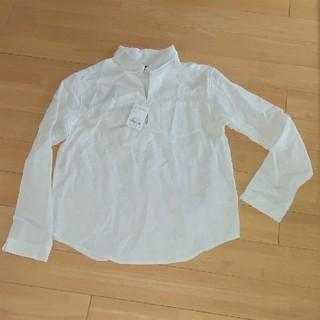 アーバンリサーチ(URBAN RESEARCH)のアーバンリサーチ スキッパーシャツ(シャツ)