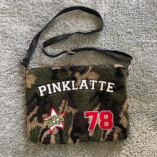 ピンクラテ(PINK-latte)のPINKLATTEショルダーバック(その他)