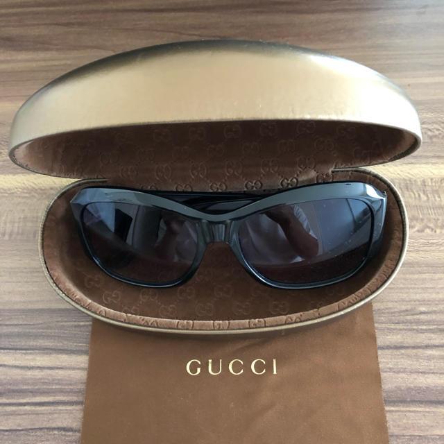Gucci(グッチ)のGUCCI サングラス レディースのファッション小物(サングラス/メガネ)の商品写真