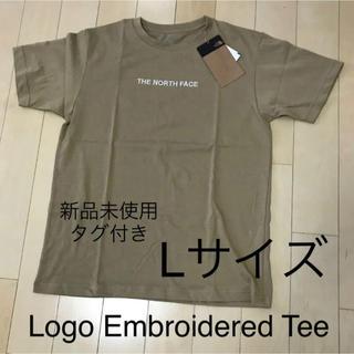 ザノースフェイス(THE NORTH FACE)の【新品未使用】ノースフェイス Logo Embroidered Teeメンズ(Tシャツ/カットソー(半袖/袖なし))