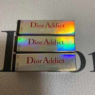ディオール(Dior)のDior ディオール アディクトリップ マキシマイザー 001(リップグロス)